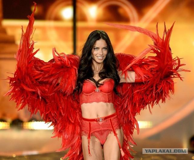Сексуальные образы Victoria's Secret Fashion Show