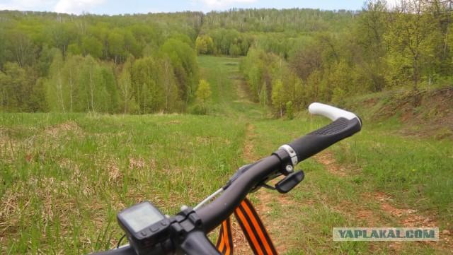 Вело-ПВД на майские праздники.
