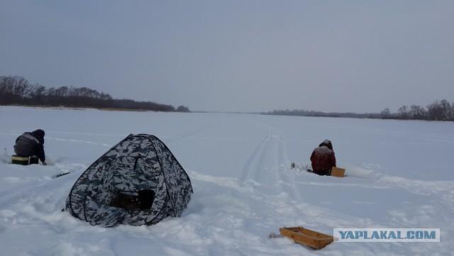 куда поехать на рыбалку омск