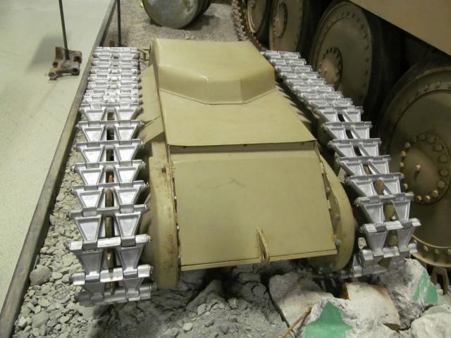 Шведский танковый музей Ч.3.