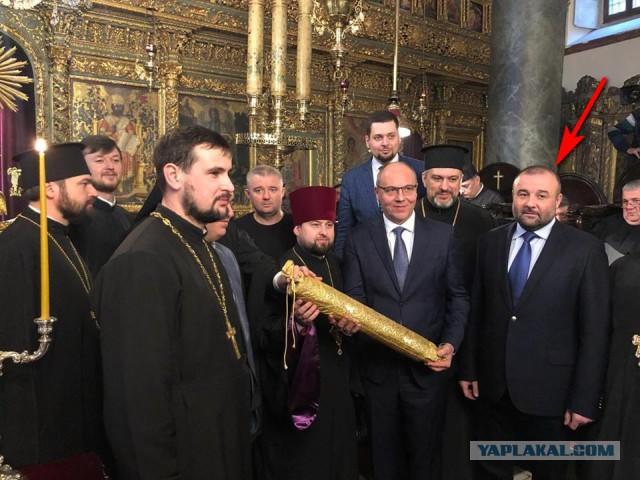 Турецкий томос принимал уголовный авторитет Нарик