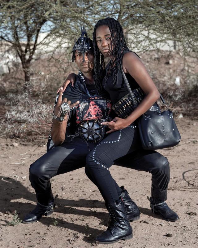 Хеви-метал по-африкански: Четкие металлисты Ботсваны