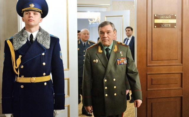 Российский Генштаб пригрозил ответить на удар США по Дамаску