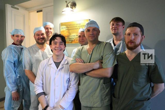 Медицина будущего: казанские хирурги изобрели протезы сосудов, которые заставляют организм выращивать ткани