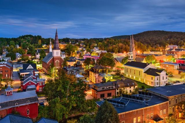 Власти штата Вермонт заплатят по $10000 каждому, кто переедет туда жить