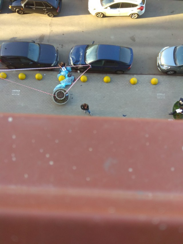 В С-Пб женщина и ребёнок погибли при падении с 23 этажа