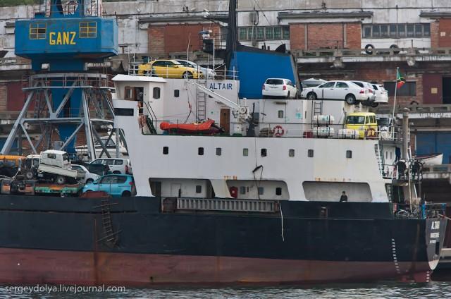 Золотой рог Владивостока