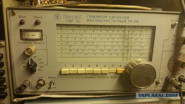 Приборы радиоэлектронщикам