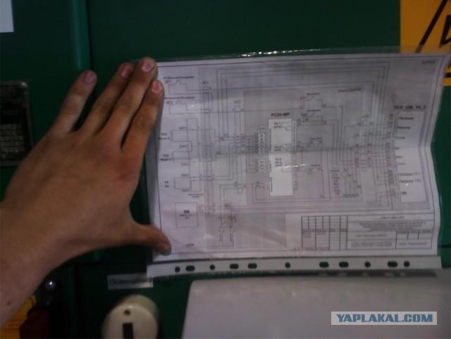 Реконструкция подстанции ЦРП - 10кВ