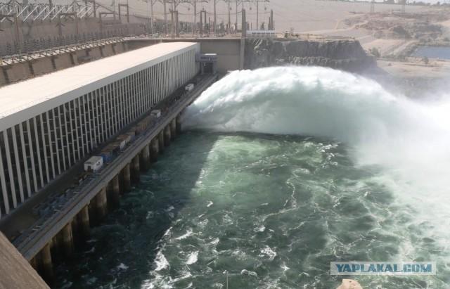 Асуанская ГЭС. Гордость инженерного гения СССР