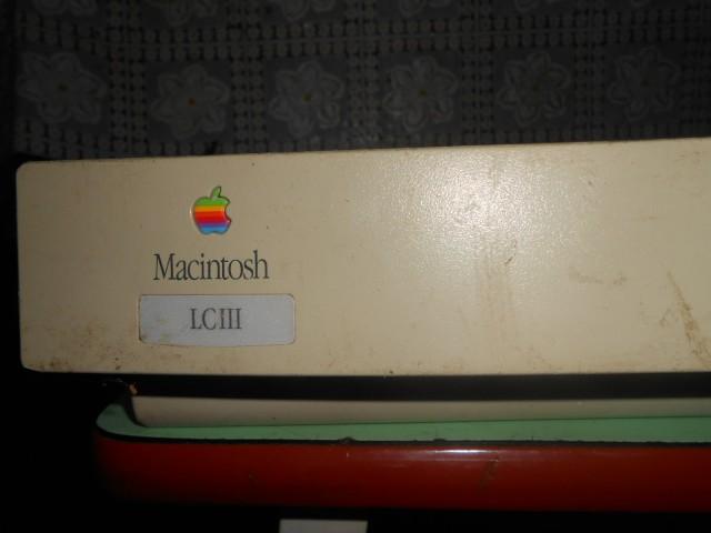 Macintosh LC III продам