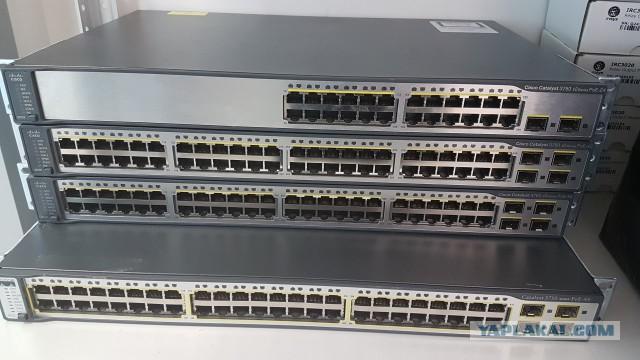 Продам коммутаторы Cisco