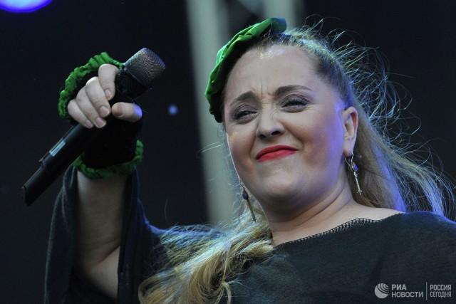 Певица Катамадзе удалила сообщение об отказе от выступлений в России