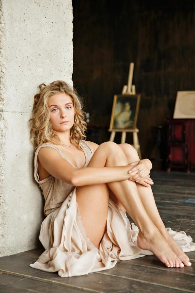 Молодые актрисы с большим и средним потенциалом