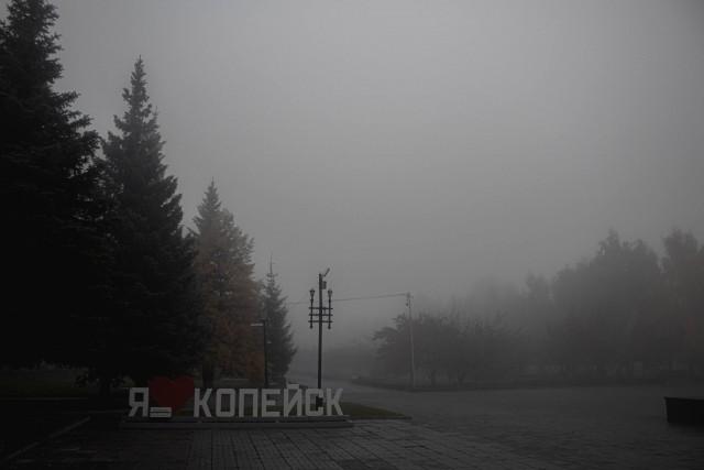 Приятный город Копейск.