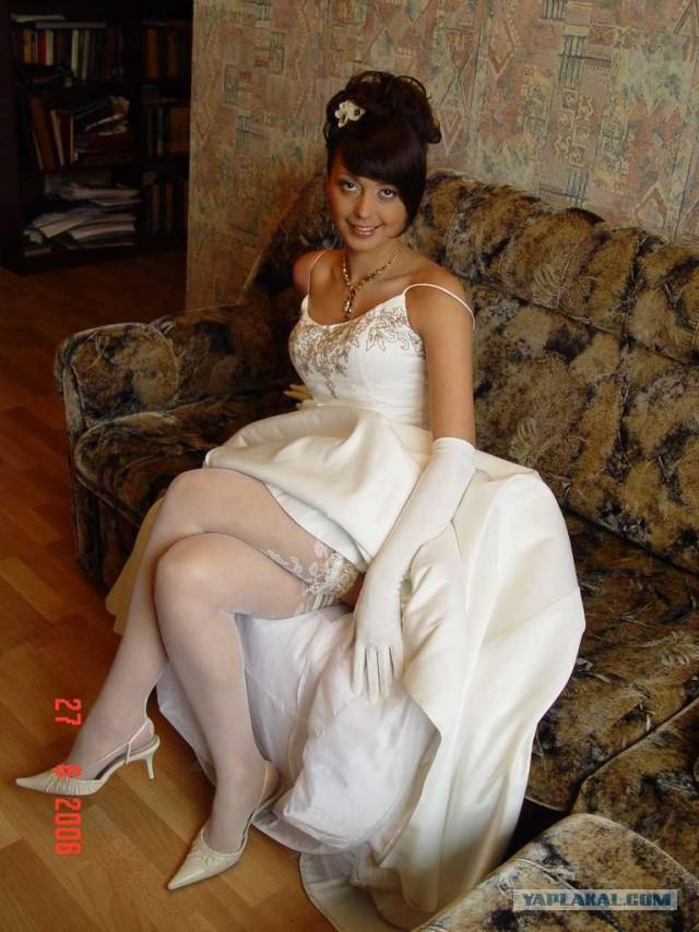 Красивые невесты
