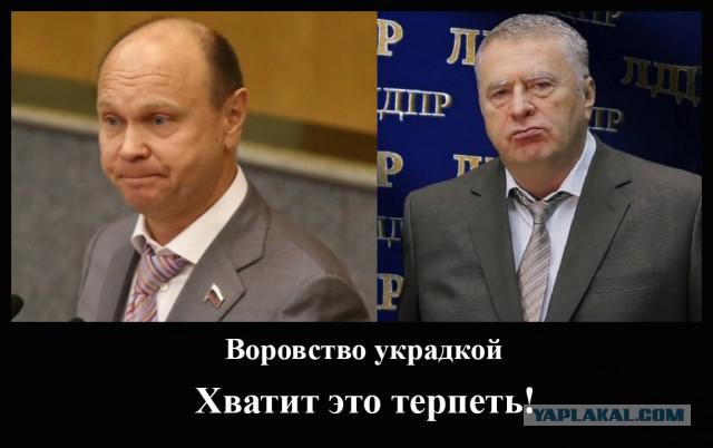 Депутата Госдумы от ЛДПР могут лишить