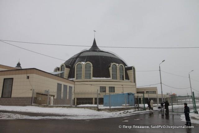 Открытие нового здания Музея тульского оружия