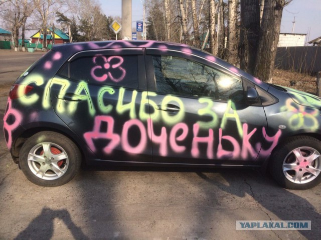 Продам Смываемую меловую краску для автомобиля
