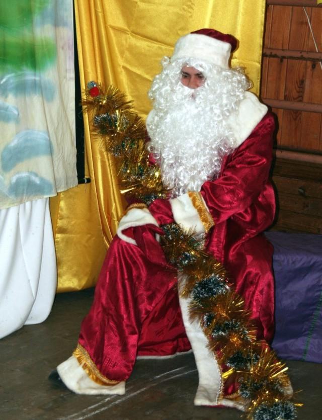 """""""Дед Мороз"""" умер на утреннике в детском саду в Кемерове"""