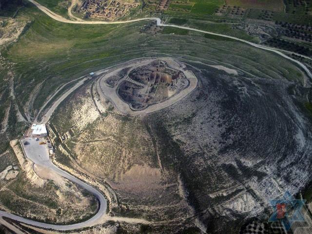 Крепость Ирода (I) Великого