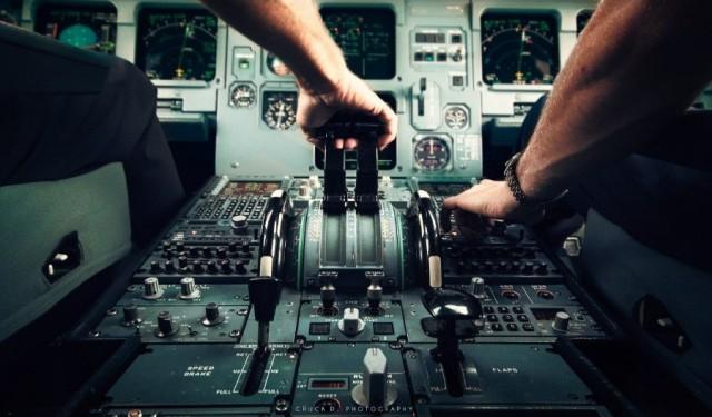 25 фоток, сделанных пилотами из кабин самолётов