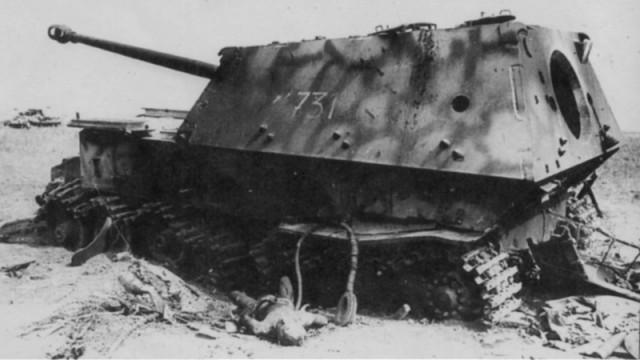 Ахиллесова пята Немецкого бронечудовища