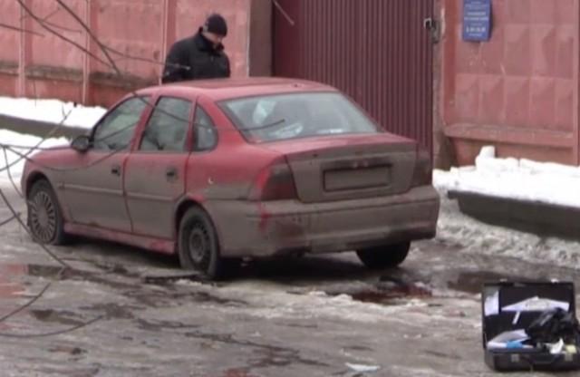 Расстрел четверых националистов под Москвой