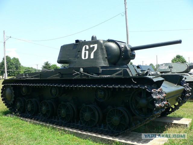 И один танк в поле воин, если он русский!