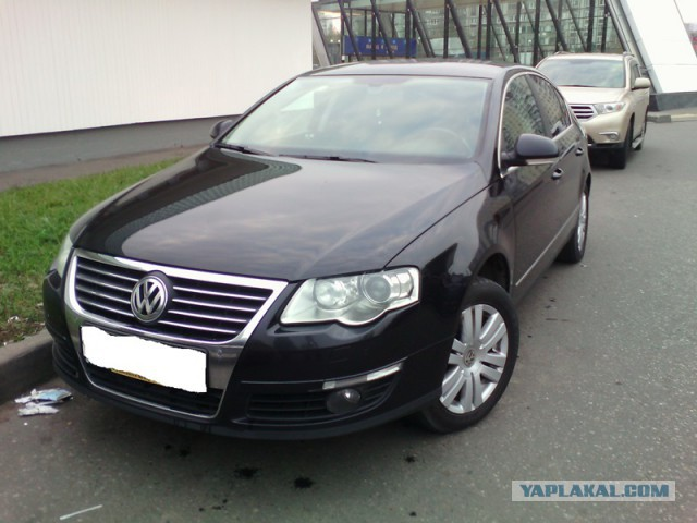 Продаём Volkswagen Passat B6 2008 1.8 AT