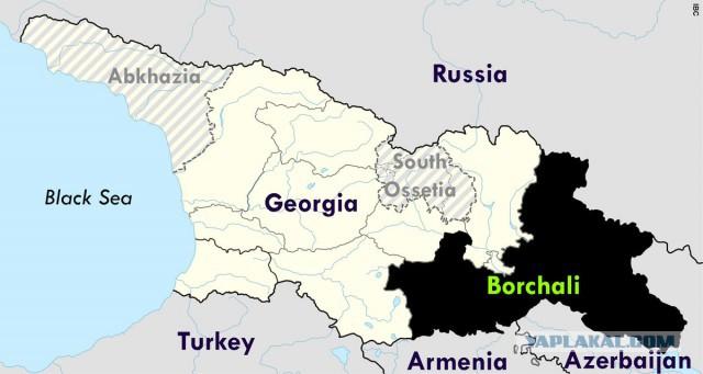 Грузия. Мои впечатления