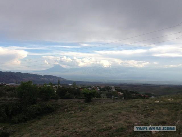 Как мы съездили в Армению