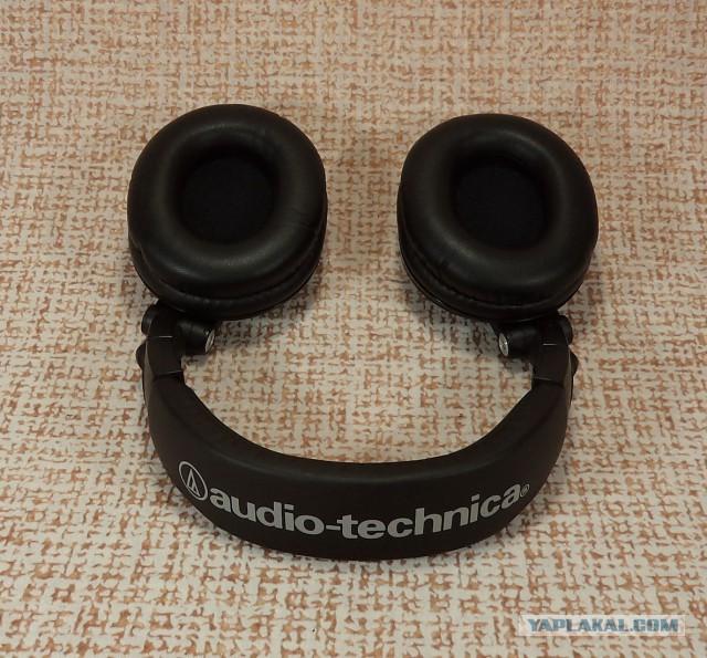 Продам наушники Audio-Technica ATH-M50x