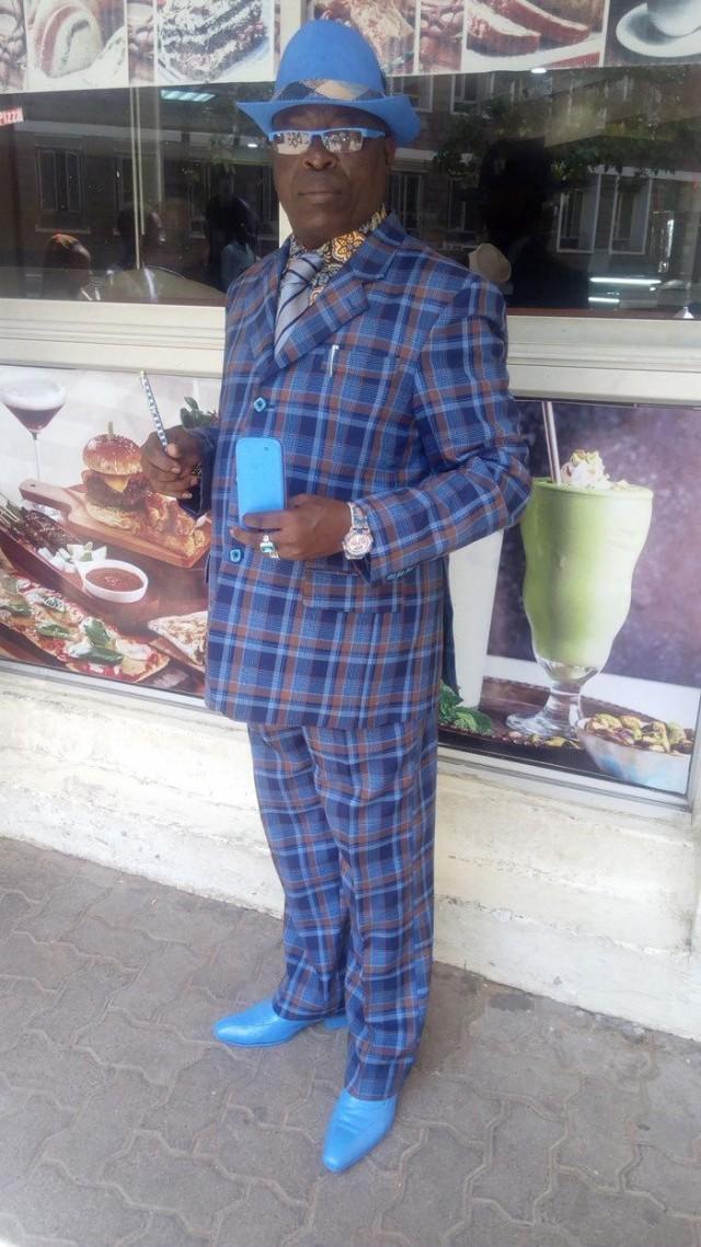 Модный приговор по-африкански