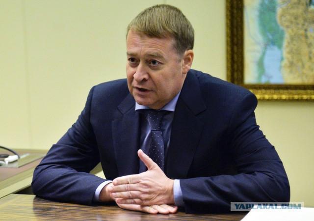 В Москве задержан бывший глава Марий Эл Леонид Маркелов за взятку в 250 миллионов рублей