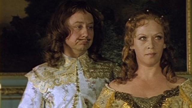 Как на самом деле выглядели герои фильма «Д'Артаньян и три мушкетера»?