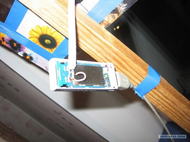 Антенны для yota 4g своими руками