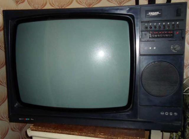 как настраивать телевизор темп ц280д