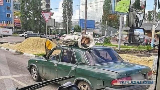 Это Воронеж, детка! Всё печально