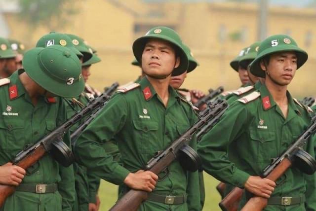 VietDefense заявляет, что ППШ всё ещё на вооружении вьетнамской армии