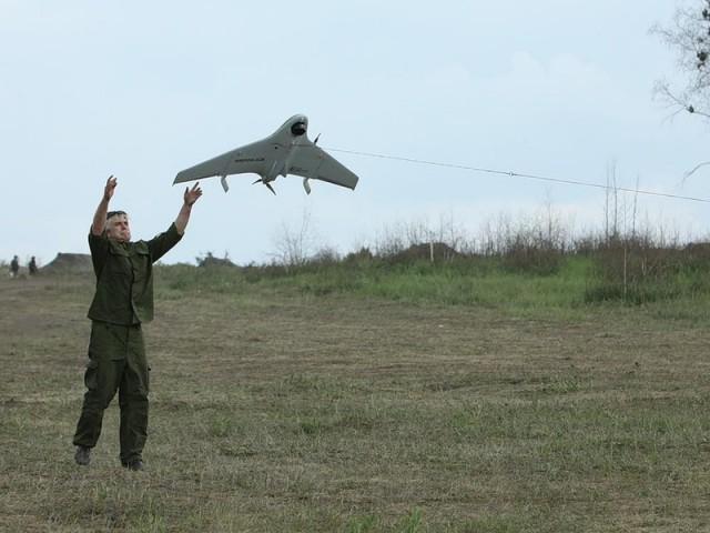 Работа с беспилотниками в российской армии