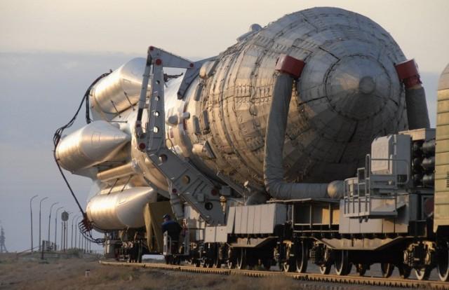 """На Байконуре состоится запуск ракеты """"Протон-М"""""""