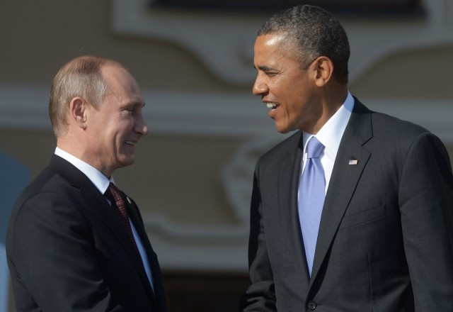 Песков рассказал об итогах встречи Путина и Обамы