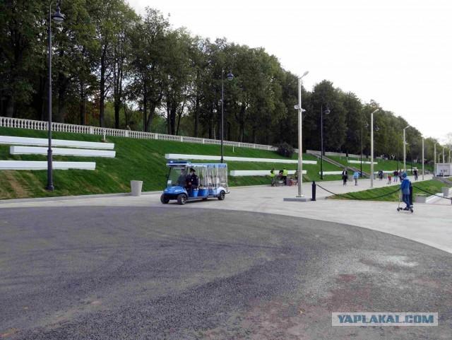 Москва Северный речной вокзал