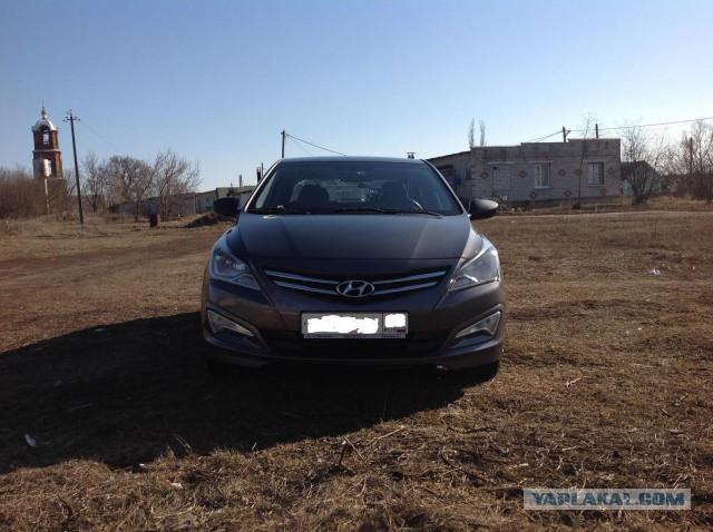 продам Hyundai Solaris Рестайлинг