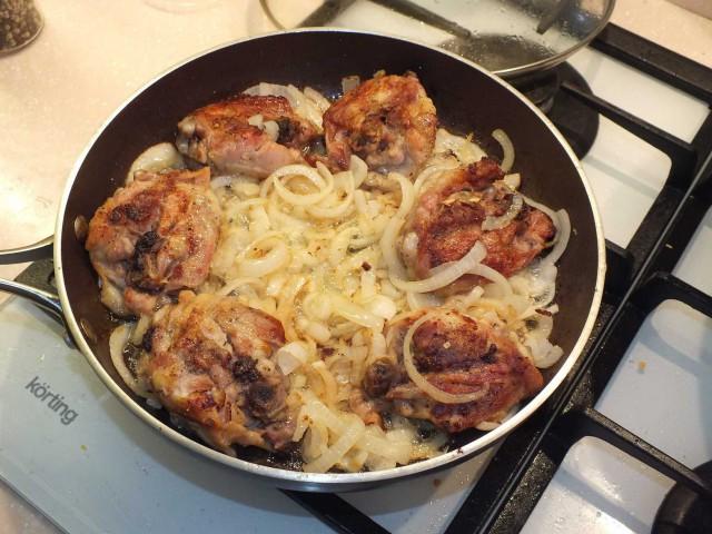 Бедра жареные на сковороде рецепт с фото