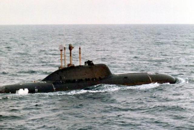 подводная лодка терминатор