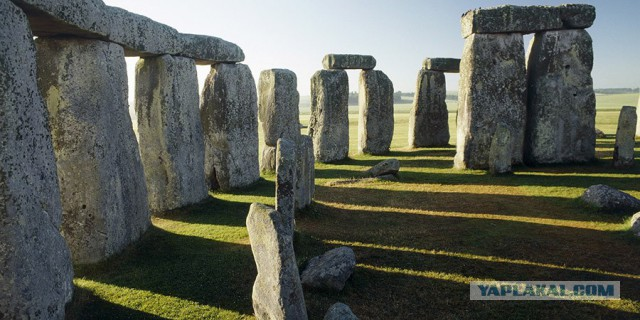 20 самых загадочных объектов мира
