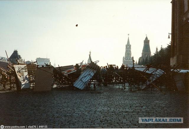 1993 путч фото
