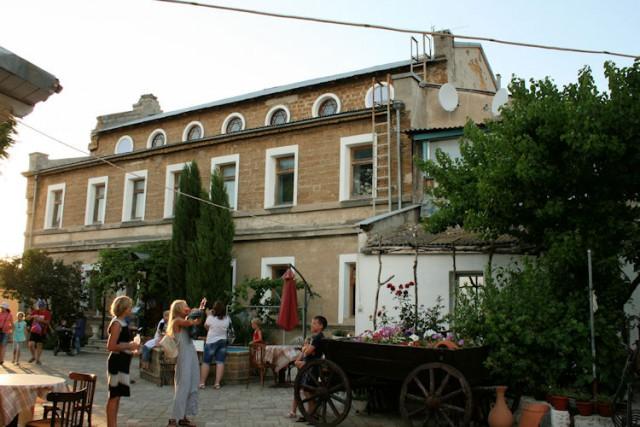 Евпатория и южный берег Крыма. июль 2016